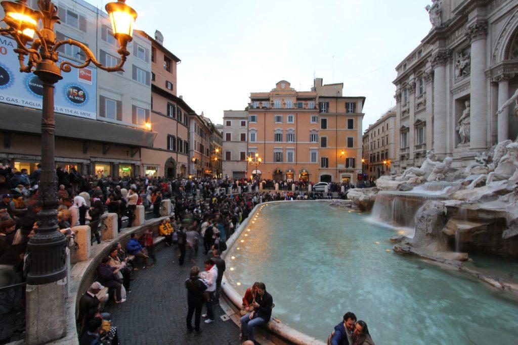 Trevi Fountain 2