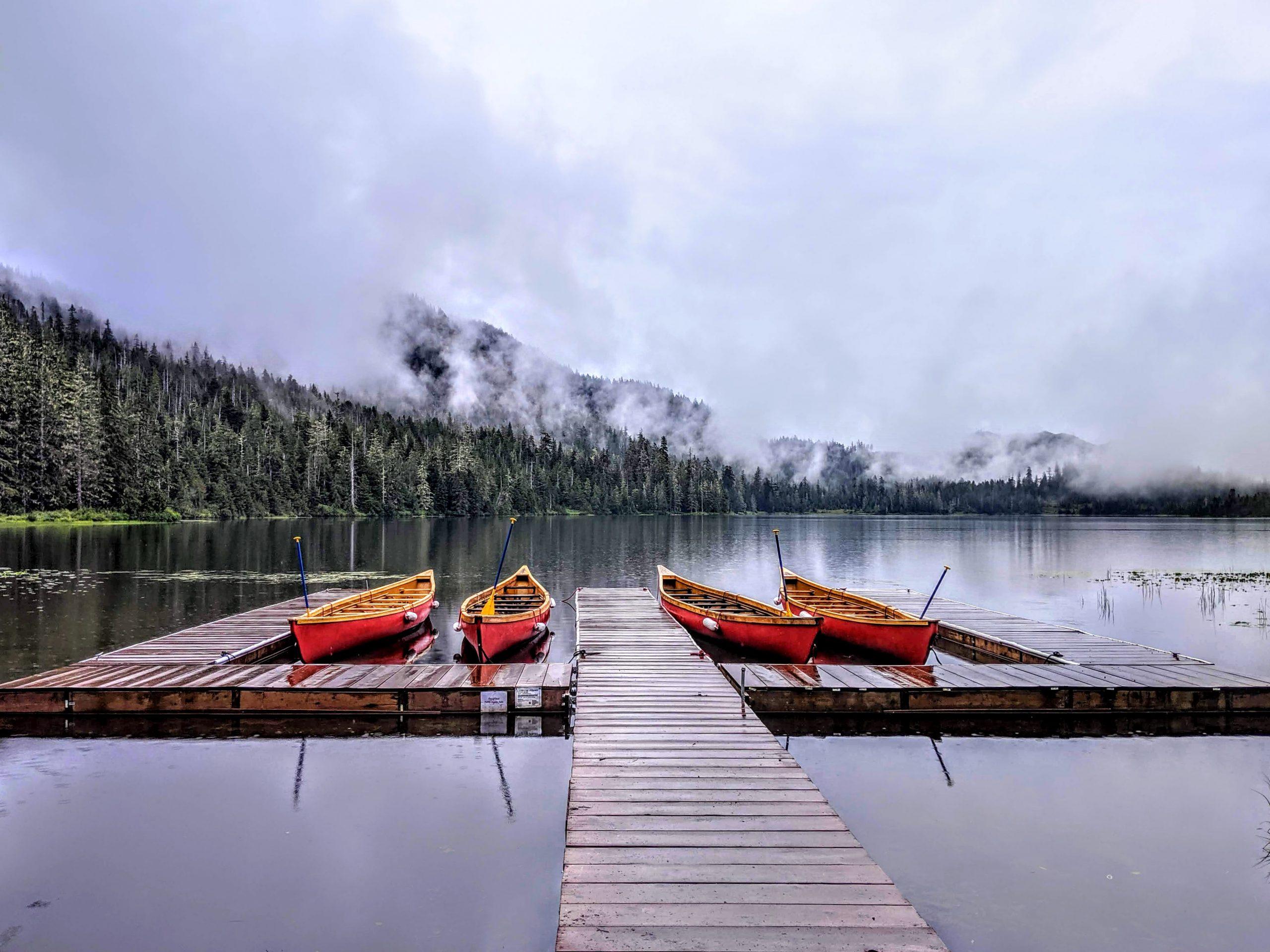 Alaska Canoe
