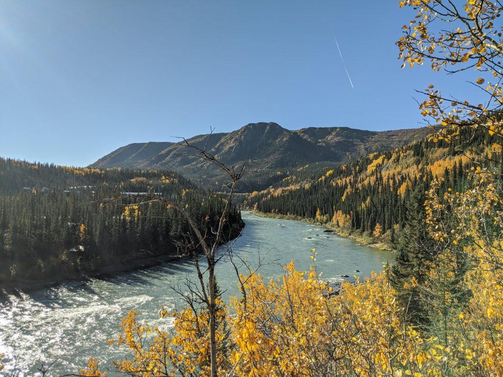 Triple Lakes Trail, Denali National Park, Alaska