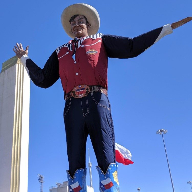 Big Tex Dallas